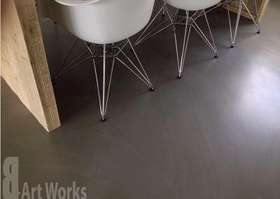 Concrete Art gietvloer | cementgebonden