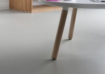 Mono Art gietvloer | geschikt voor ieder vertrek in uw woning