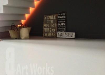 Mono Art gietvloer | RAL7030