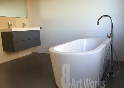Mono Art gietvloer | badkamer